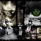 Macabre Polyptych no.1 by dimarie