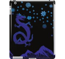 Northern Lights Dragon iPad Case/Skin