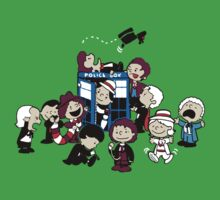 All Doctor Who by myartdesign