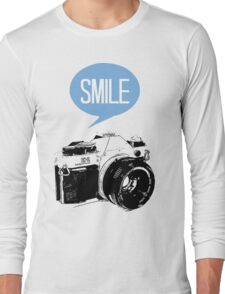 Smile Long Sleeve T-Shirt