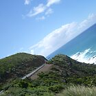 Ocean and Hills 3 by Julian Armeni