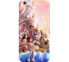 Kingdom Hearts Frontier iPhone Case/Skin