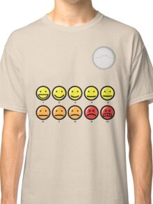 On a scale of 1-10 how would you rate your pain? Classic T-Shirt
