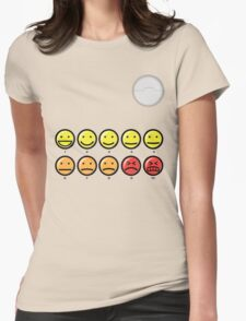 On a scale of 1-10 how would you rate your pain? Womens Fitted T-Shirt