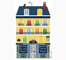 France Boulangerie Patisserie illustration Unisex T-Shirt