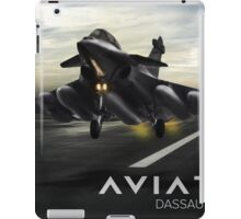 Dassault Rafale Fighter Jet iPad Case/Skin