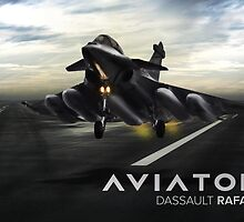 Dassault Rafale Fighter Jet by rott515