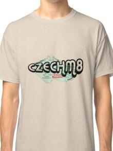 czechm8 map Classic T-Shirt