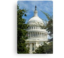 Capitol - Washington DC Metal Print