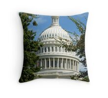 Capitol - Washington DC Throw Pillow