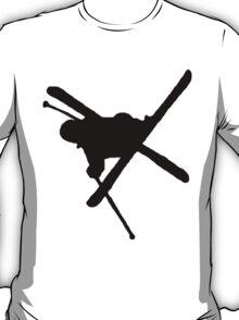 Iron Cross Silhouette T-Shirt