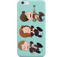 Doctor Who and Amy iPhone Case/Skin