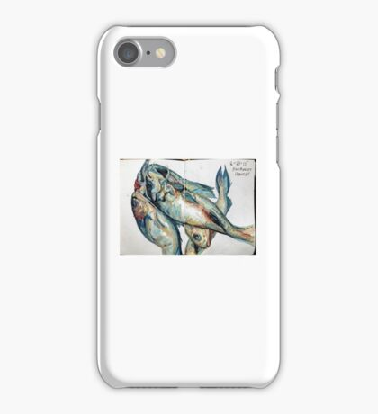 Netherlands Sketchbook, February 22, 2015 iPhone Case/Skin