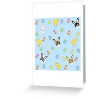 Easter Eggs-travaganza Greeting Card