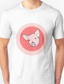 New Gen Piggy Logo Large T-Shirt