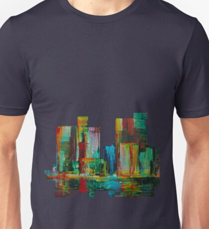 Reflections of a City T-Shirt