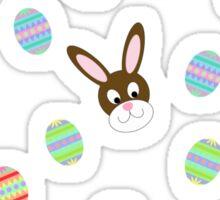 Easter Eggs-travaganza Sticker