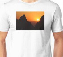 Sunset at the Window Unisex T-Shirt