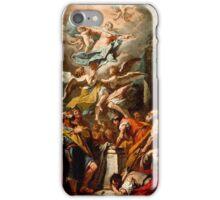 Gaspare Diziani - The Assumption of the Virgin iPhone Case/Skin