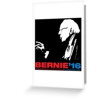 Bernie Sanders for President Greeting Card
