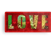 Forever Love #2 Metal Print