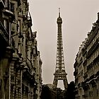 Paris, Step Back in Time by calvinincalif