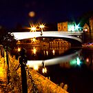 Lendal Bridge - York by Trevor Kersley