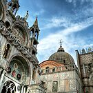 Beauty of Venice - Basilica Di San Marco  by almeshal