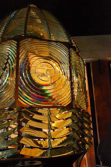 Lighthouse Glass by John Kroetch