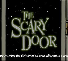 The Scary Door by nangomoore