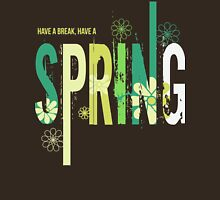 Spring typographic design T-Shirt