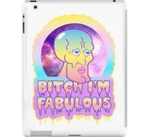 Fabulous Squidward iPad Case/Skin