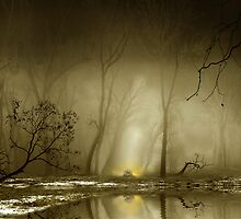 Enigmatic Passage by Igor Zenin
