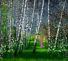Spring Forest by Igor Zenin