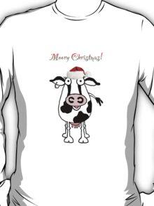 MOOry Christmas! T-Shirt
