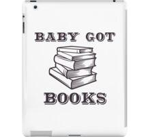 Baby Got Books iPad Case/Skin