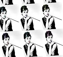 Holly Golightly by micheemee