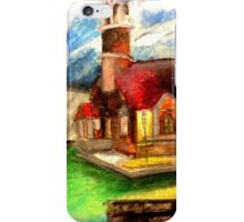 The chapel  iPhone Case/Skin