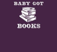 Baby Got Books Womens Fitted T-Shirt