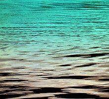 Gentle Waves  by strangebeauty