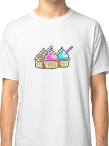 cool cow ice creams Classic T-Shirt