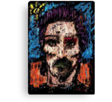 Those Who Love Me Hate Death Canvas Print