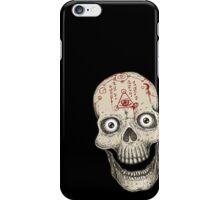 Skull Trouble iPhone Case/Skin