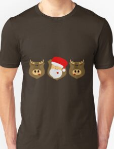 no Christmas! Unisex T-Shirt