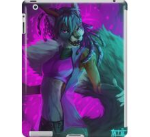 Throw the First Punch iPad Case/Skin