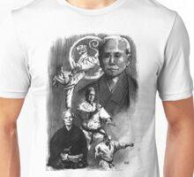 Gichen Funakoshi Karate Unisex T-Shirt