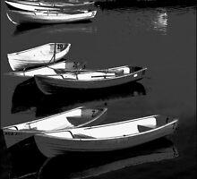Boats by Bluesrose