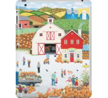 The Harvest Moon iPad Case/Skin