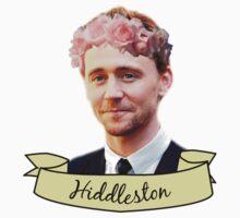 Tom Hiddleston by wowtennant