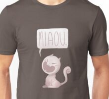 The Cat's Miaou Unisex T-Shirt